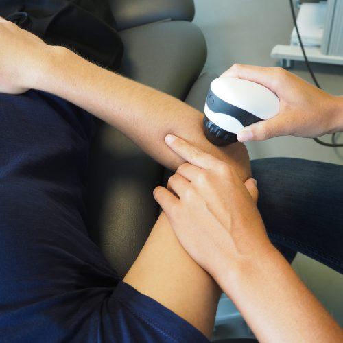 shockwavetherapie praktijk de Spil Berlaar